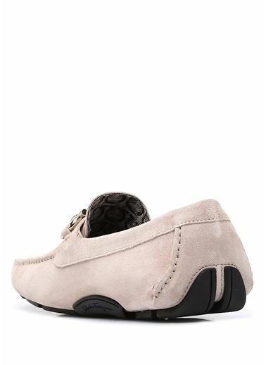 Salvatore Ferragamo Ayakkabı Bej